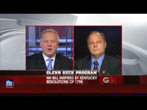 Glenn Beck, Dan Itse Interview - New Hampshire Sovereignty Under the Constitution