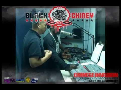 Black Chiney & Reggae Night Crew Chinese Invation @ Costa Rica Nov 2k10
