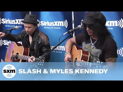 "Slash & Myles Kennedy ""Sweet Child O' Mine"" (ACOUSTIC) // SiriusXM // Octane"