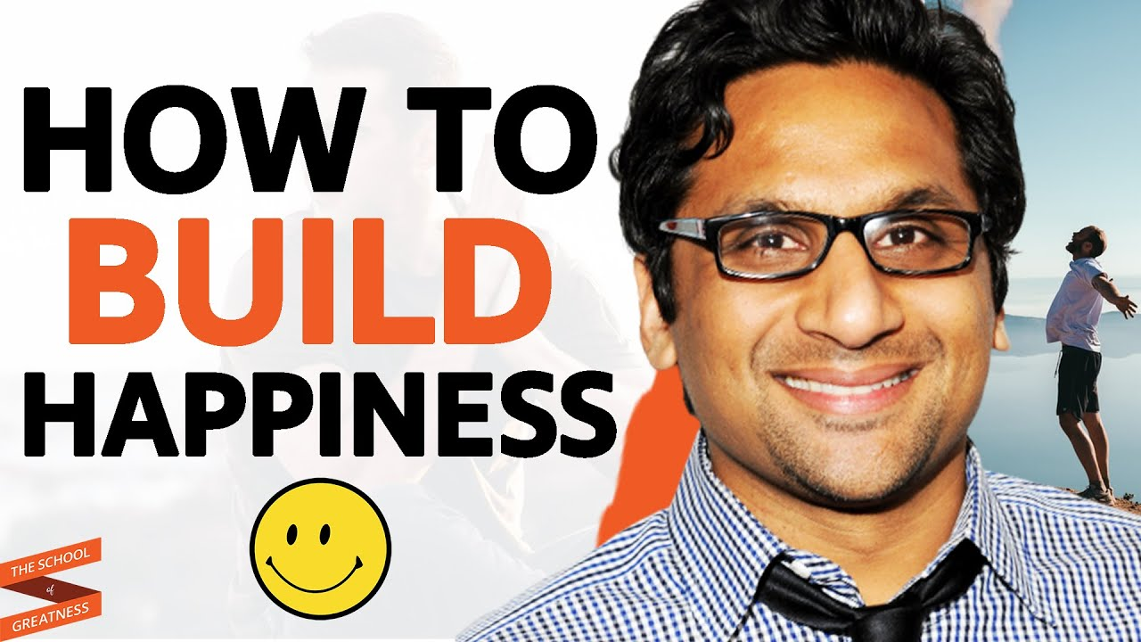 UNCOVERING The SECRETS To ACHIEVING HAPPINESS (How To Be Happy)  Ravi Patel & Lewis Howes