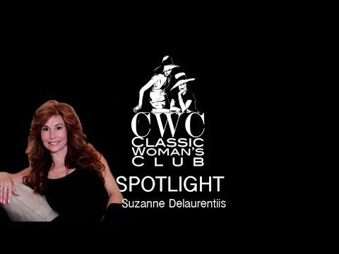 Classic Woman's Club Spotlight : Suzanne DeLaurentiis