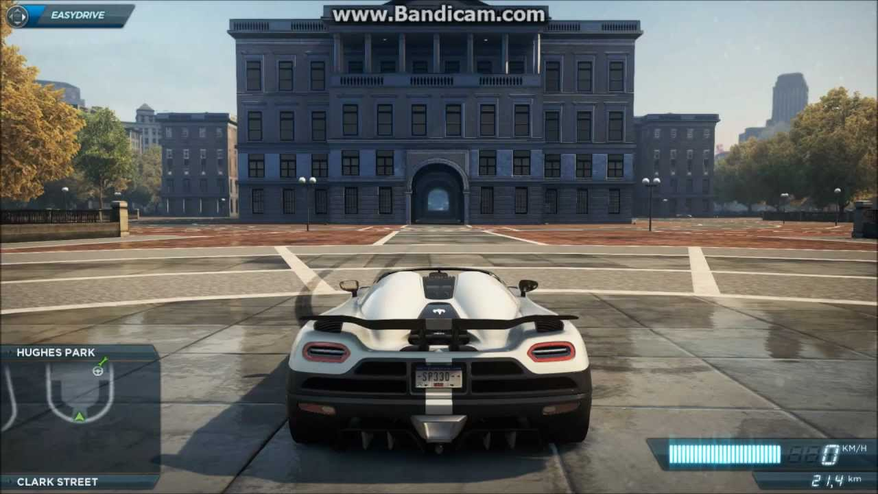 need for speed most wanted 2 koenigsegg agera r youtube. Black Bedroom Furniture Sets. Home Design Ideas