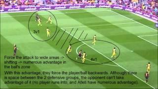 Video Atletico Madrid Defending Analysis download MP3, 3GP, MP4, WEBM, AVI, FLV Desember 2017