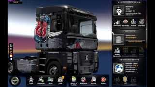 Euro Truck Simulator 2 - Budapest(HUN) to Debrecen(HUN) Gameplay [HUN][HD][Ep.1]