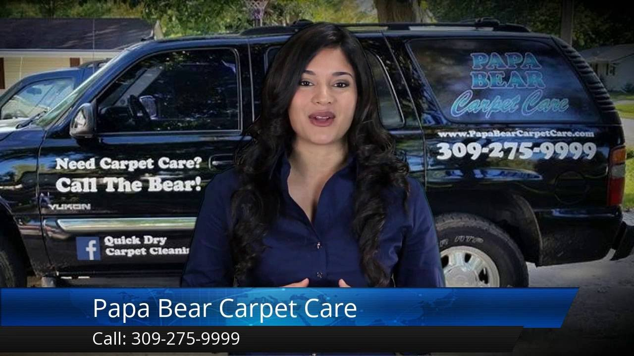 Carpet Cleaning Bloomington IL 5 Star Review