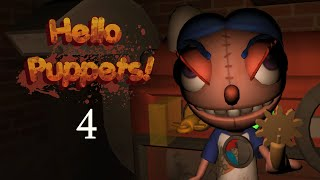 Hello Puppets! - VR Horror - No Commentary - Part 4