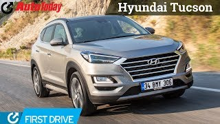 2019 Hyundai Tucson | First Drive | AutoToday