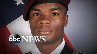 Questions linger about why Trump hasn't addressed US soldier ambush in Niger thumbnail
