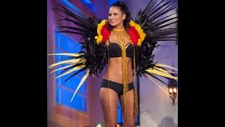All Miss Universe National Costumes 2015 (HD)