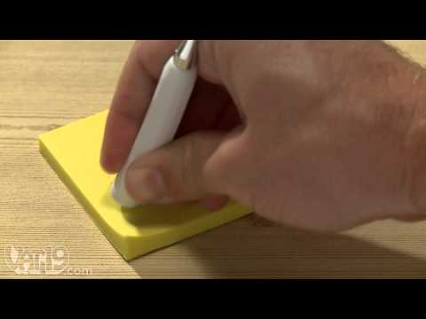 Erasable Memo Pad & Pen