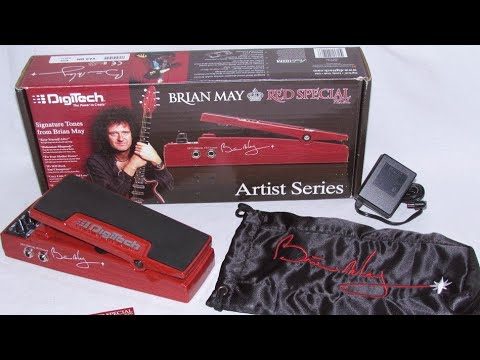 Brian May DigiTech Guitar Pedal Review & User Guide - How To Sound Like Queen