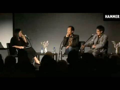 Conversations on Urban China: Doug Aitken and Catherine Opie, Hammer Museum