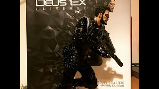 Today we investigate whether Jensen should be getting The Art of The Deus Ex Universe for Christmas this year because we wouldnt want to make him MORE