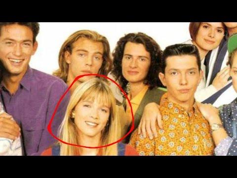 Актёры сериала Элен и ребята 20 лет спустя