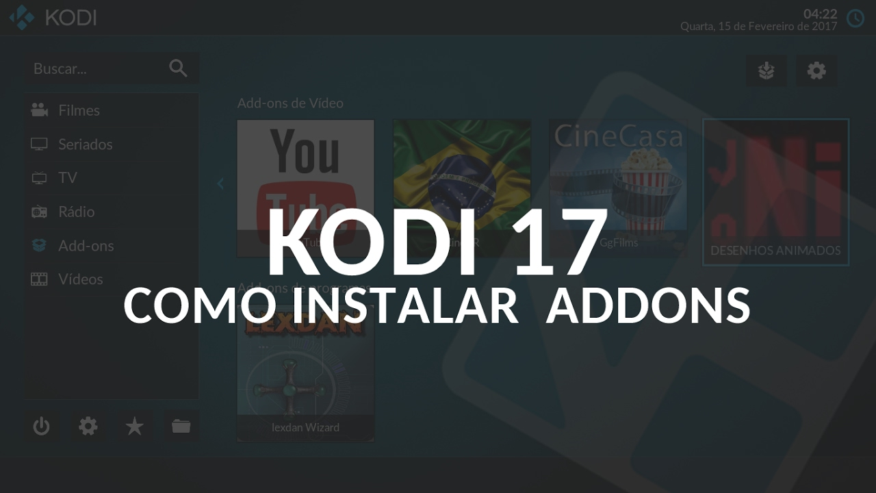 how to delete video addons in kodi