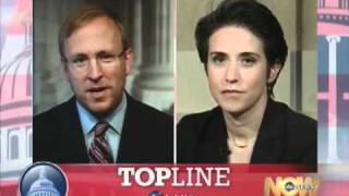 Amy Walter Talks Politics On 'Top Line'