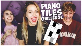 PIANO TILES CHALLENGE / Стриптиз от Эдварда Атевы