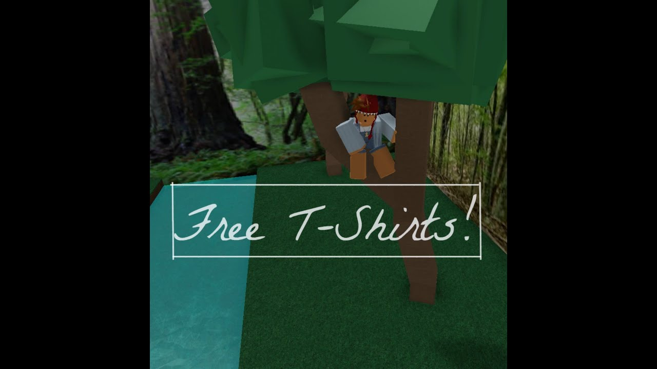 how to sell t shirts on roblox for free