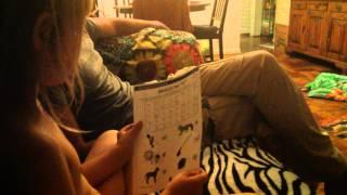 Даша про уроки в школе (часть 2)