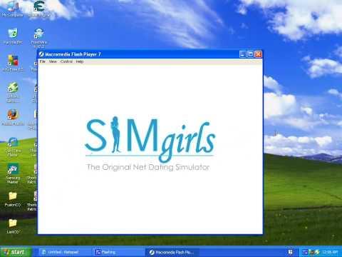 Sim girl flash games free download.