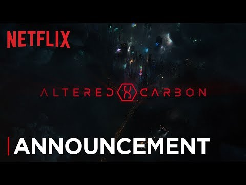 Altered Carbon reveals new season 2 replacement cast