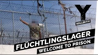 Flucht nach Europa – Lesbos am Limit