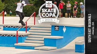 Adidas Skate Copa 2015 - Southeast Regionals