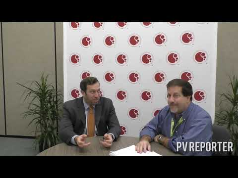 Dr. Michael Grunwald ASH 2018 interview with David Wallace, PV Reporter