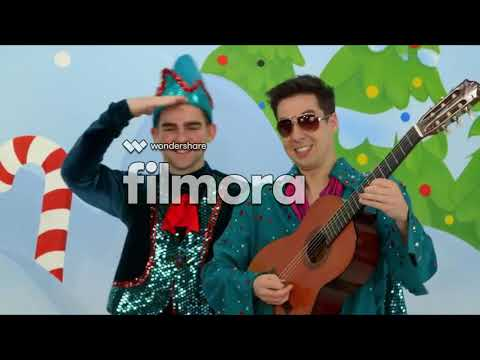 The Wiggles - Go Santa Go (Feat. Greg Page)
