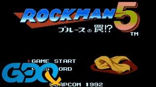 Mega Man 5 Race of Darkman78 v FeralPigMan in 35:46 - GDQx2018