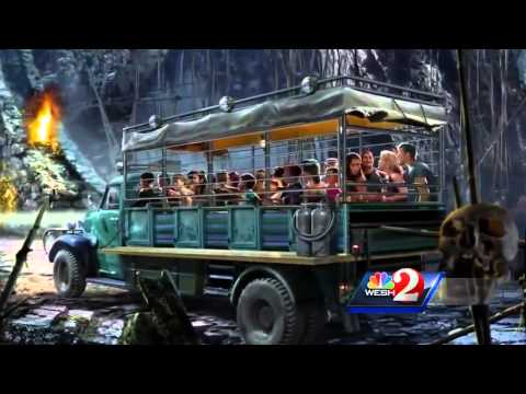 'Skull Island: Reign of Kong' ride coming to Universal Orlando