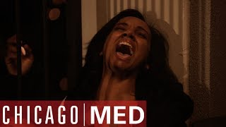 Robyn Charles' Psychosis | Chicago Med thumbnail