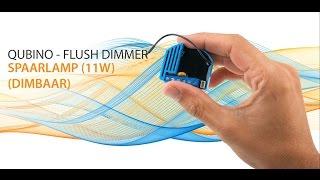 Qubino Dimmer - Spaarlamp (dimbaar)