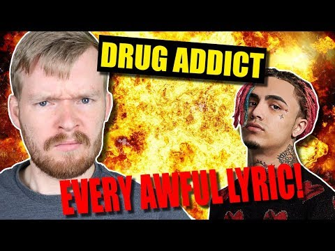 "Every Awful Lyric in ""Drug Addict"" by Lil' Pump"