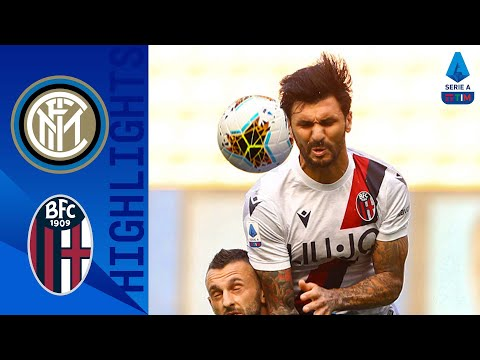 Inter 1-2 Bologna | Two Late Goals For Bologna In Stunning Turnaround! | Serie A TIM