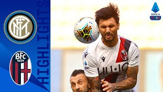 Inter 1 2 Bologna Two Late Goals For Bologna In Stunning Turnaround Serie A TIM