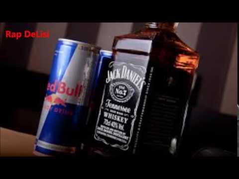 Jack Daniels Red Bull