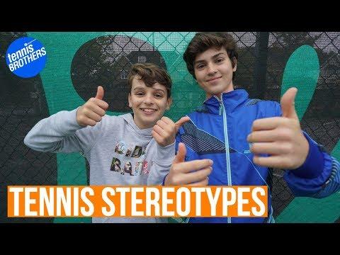 Best Tennis Stereotypes