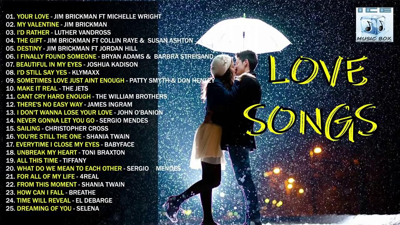 Download Jim Brickman, David Pomeranz, Celine Dion, Martina McBride GREATEST LOVE SONGS