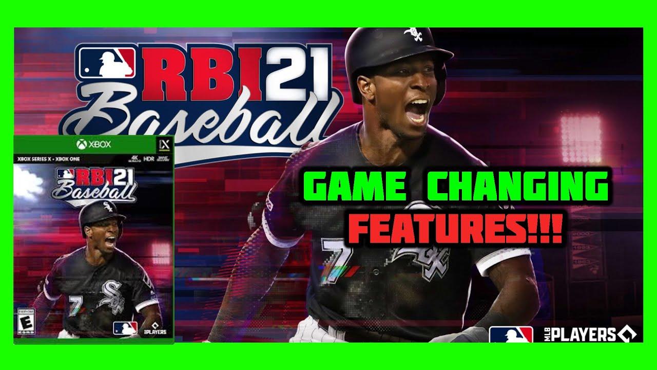 RBI Baseball 21 Has Amazing New Features!