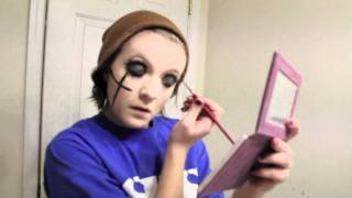 BVB Series: Andy Sixx Make-Up Tutorial