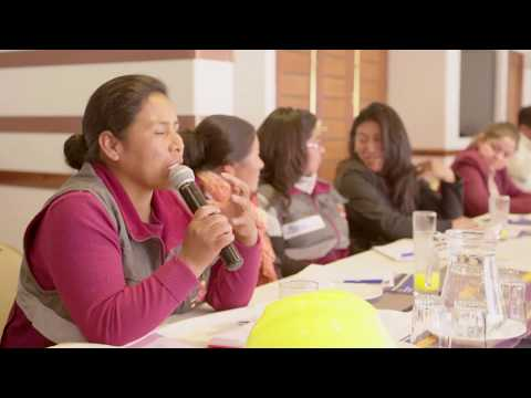 Empowering Indigenous Women in Bolivia's Construction Sector