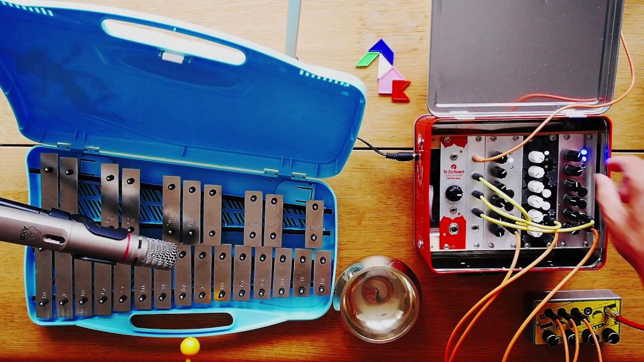 Chilli Lunchbox - DIY Eurorack modules