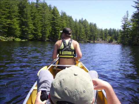 Adirondack Canoe Trips