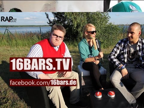 Splash! Spezial #11 Rapquiz: DCVDNS vs RAF Camora | 16BARS.TV