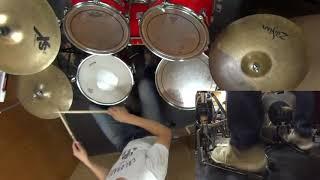 吹奏楽 ユーロビート・ディズニー・メドレー ドラム スローテンポ デモ