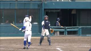川島高校 田岡大樹選手(2017/03/30)