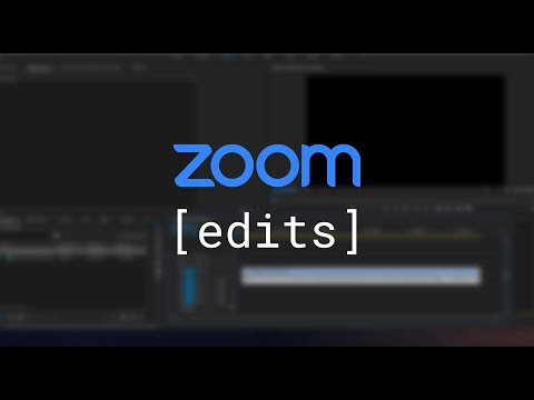 How to Edit Zoom Recordings on Mac WITHOUT Creating Massive File Sizes!