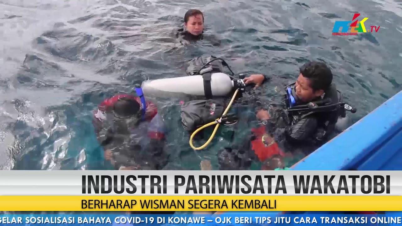 Industri Pariwisata Wakatobi Berharap Wisman Segera Kembali