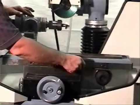 UTMA LC25 Manual Tool Grinder